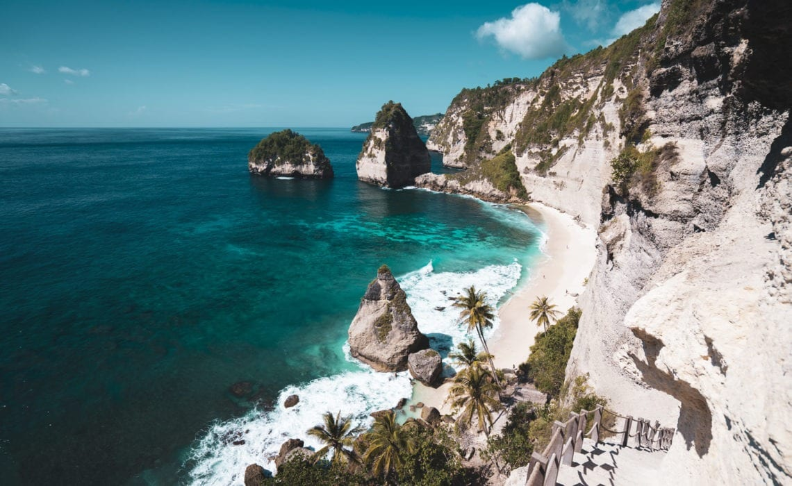 Diamond Beach, Nusa Penida