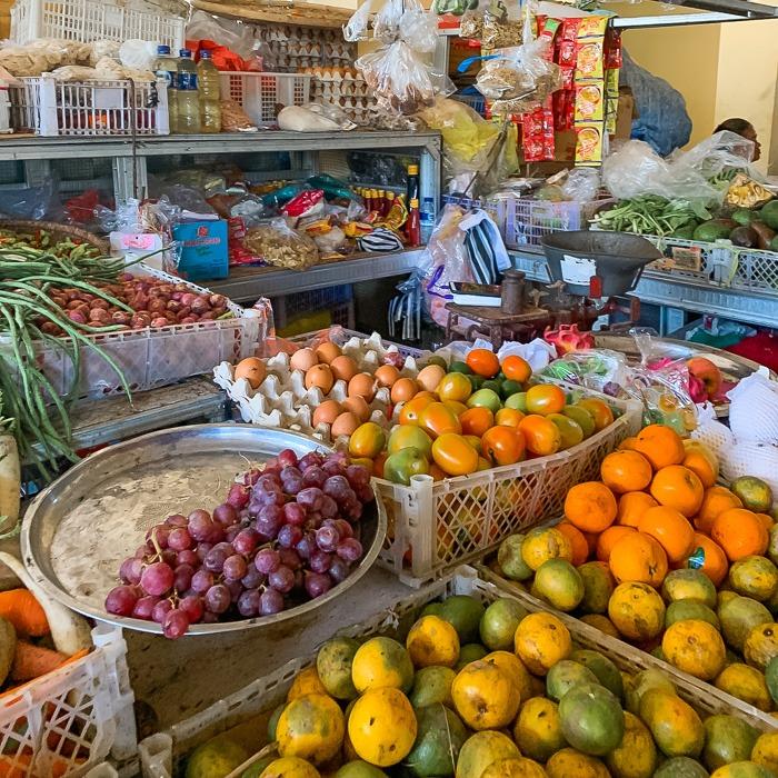 Market Pasar Toyapakeh
