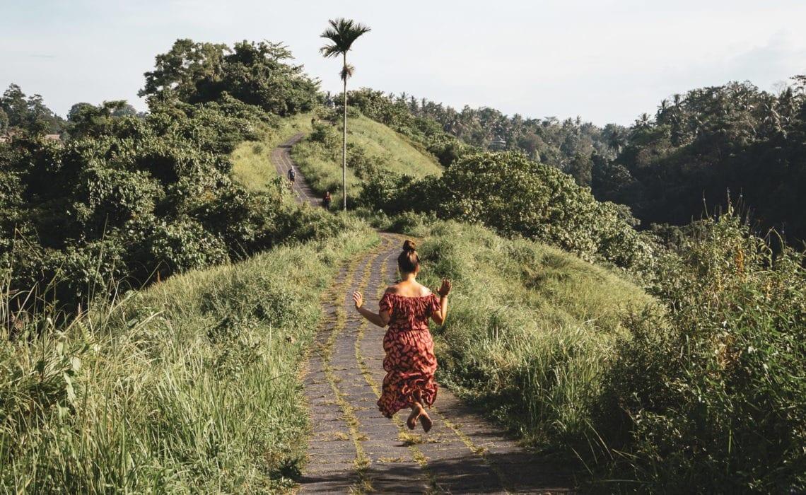 Campuhan Richwalk, Ubud