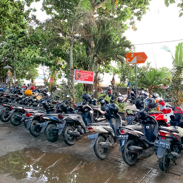 The Island of Scooters