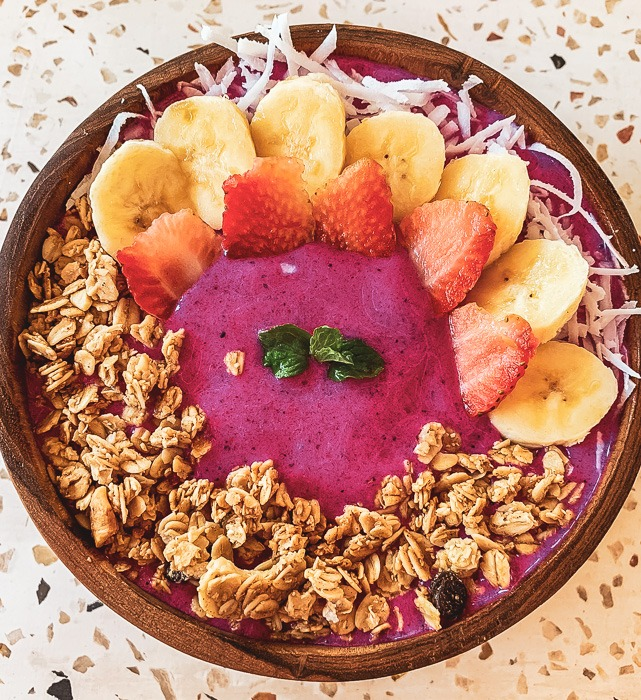 Dragon Fruit Bowl